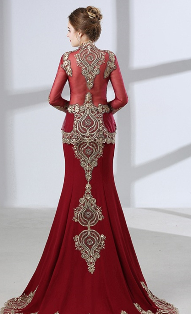 85442e6718 China Silk Embroidered Evening Dresses, China Silk Embroidered ...