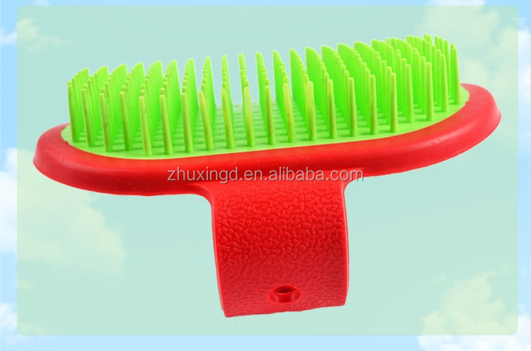 Cheap dog wash brushes / wholesale pet hair remover / fashion pet shop dog