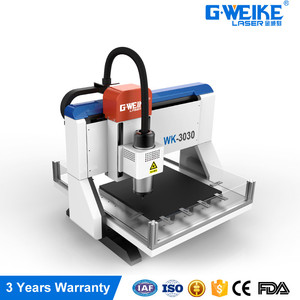 WK6090 Cheap price small mini metal cnc milling router machine