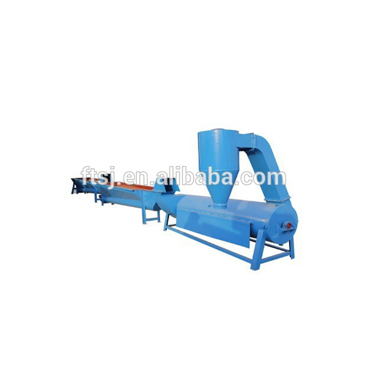 Cold washing dring line for plastic pet bottles best selling products in china