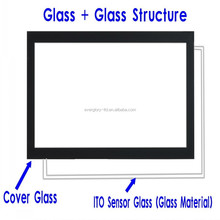 industrial embedded touch screen panel pc
