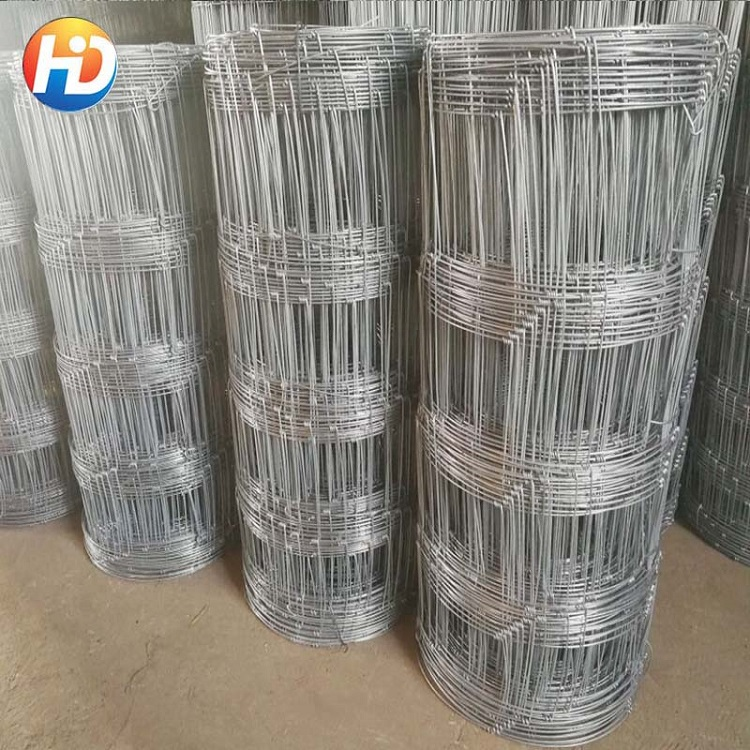 High Quality Hot Dipped Galvanized Woven Wire Fence For Cattle Sheep ...