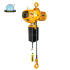 Shuangge WHD5 Series Hook Suspension Type Electric Chain Hoist(0.5t-5t)