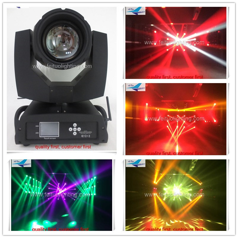 Lights & Lighting Stage Lighting Effect Hottest 150w Beam Led Spot Moving Head Light Dmx512 For Stage Theater Disco Bar Dj Stage Effect Lamp New Design Up-To-Date Styling