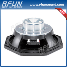 "Best price Aluminium casting 8"" 10"" high quality pa unit Neodymium Speaker woofer"
