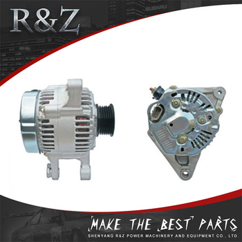 27060-0D010 high performance alternator spare parts suitable for TOYOTA  COROLLA 3TC 12V 80A, View alternator spare parts, R&Z Product Details from
