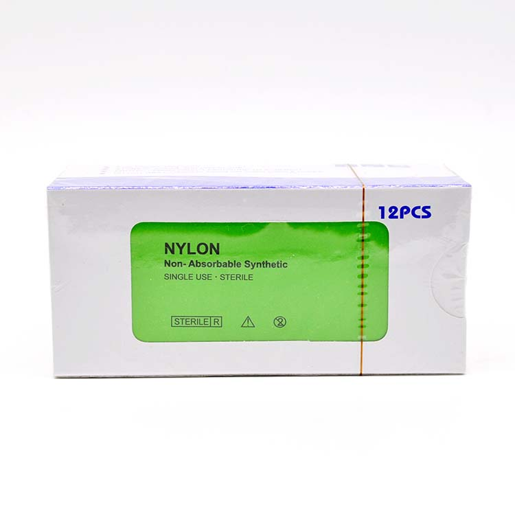 High quality nonabsorbable Surgical Nylon monofilament Suture