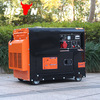 portable generator diesel 3kva with price, 3kw kipor diesel power generator for sale, small silent diesel generator set