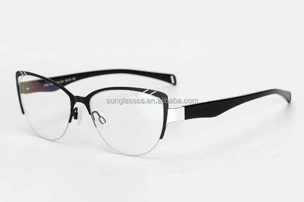 2016 diseño de marca gafas marcos mujer hombre ordenador gafas de ...