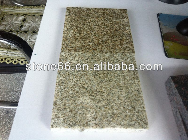 CE Certificate mum yellow G682 and G350 granite tile < Promotion Prices>