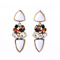 New Yorks Charming Statement Earrings Online Store Bobo Chic Bijouterie Factory Wholesale Drop Earrings