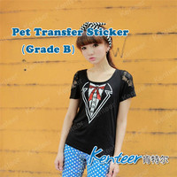 DIY Heat Transfer Sticker ( Stick on T-shirt)