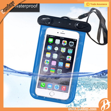 Shenzhen factory smartphone waterproof case for htc one m7 case