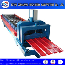 840 Normal and Conventional Color Steel Roof Glazed tile making machine