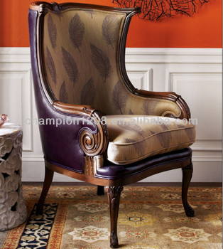 Good Antique Wooden Armchair, Sofa, Upholstered Chairs With Arm, Living Room  Furniture, Classic Part 20