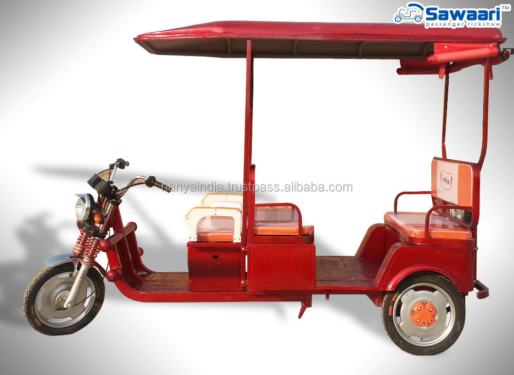 Battery Auto Rickshaw Price In India