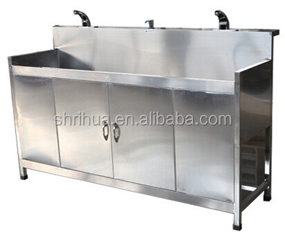 Hot selling hospital stainless steel Washing Basin