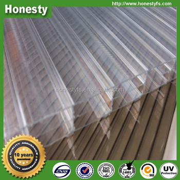 Roof Covering Plastic Polycarbonate Roofing Materials Polycarbonate Sheet  Price Malaysia