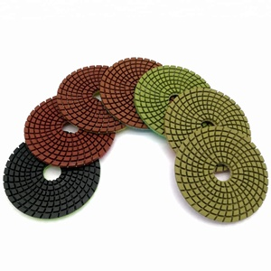 100mm Diamond Marble Polishing Pad