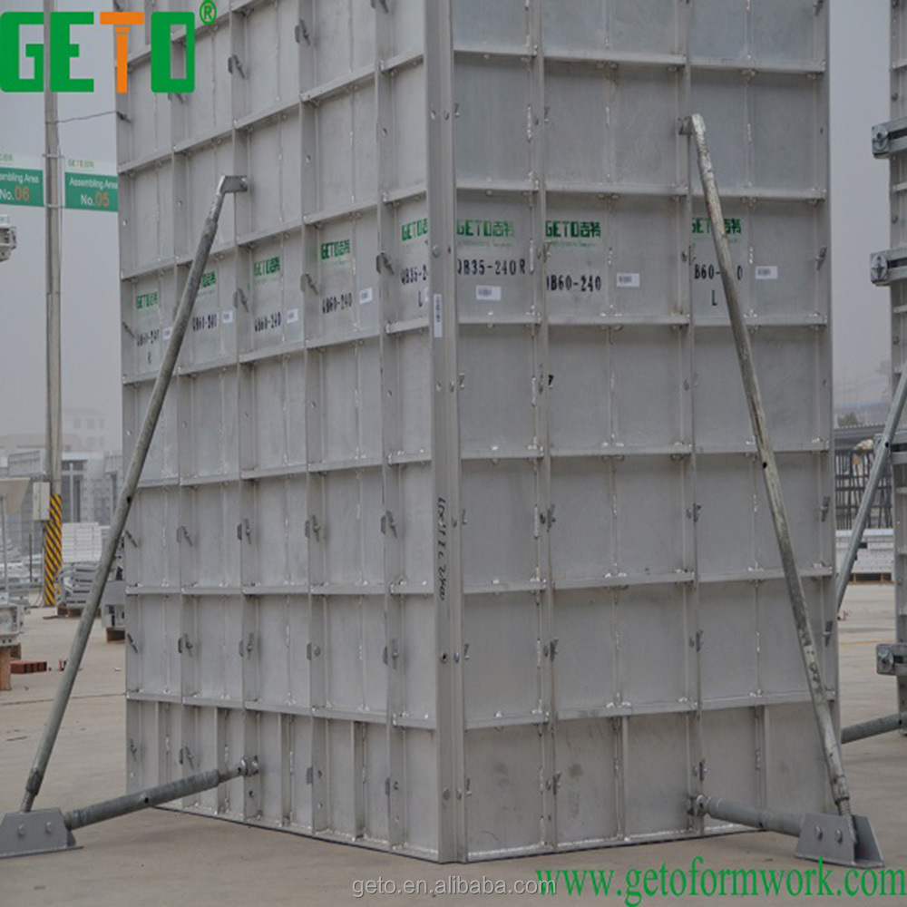 Aluminium Slab Formwork For Concrete, Made In China