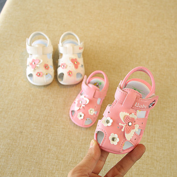 Summer New Style Girl Baby Sandals