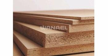 Free Sample Wanael Raw Particleboard Wood Furniture Osb Board Price