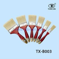 high quality popular paint tool,wall bristle paint brush good to use (TX-B003)