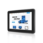 USB input monitor 10.1 inch touch screen vesa monitor stand