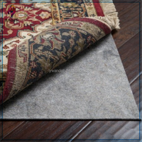 Reversible SUPREME HOLD Felt Non-Slip Rug Pad with 100% Recycled Felt