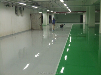 China Top 5 ---maydos Brand Self-leveling Epoxy Floor Paint Colors On  Concrete Floor Of Aircraft Workshop Food Factory - Buy Paint,Concrete Floor