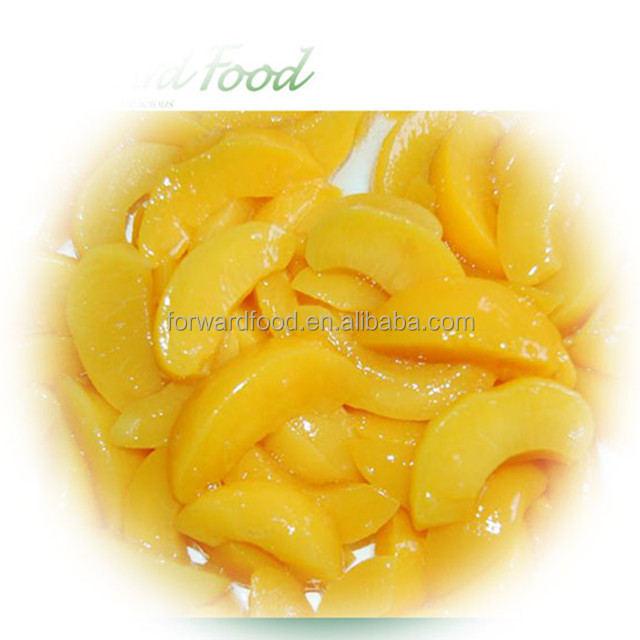 IQF sliced/halves/diced Yellow Peaches/Canned yellow peach halves