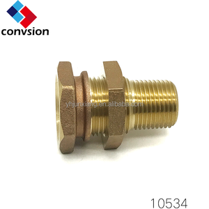 Bronze/Brass outlet connection 12.7 mm for Water Meter