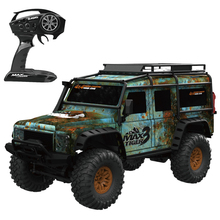 Big 1:10 2.4G <span class=keywords><strong>Rc</strong></span> Max Tiger3 camion 4x4 chenille voiture de rallye (protection d'entrée IP X4)