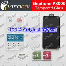 Elephone P8000 Tempered Glass 100% Original High Quality Screen Protector Film For Elephone P8000 Cell Phone – Free Shipping