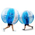 Adult TPU / PVC Body Zorb inflatable human ball Football Soccer Ball inflatable bumper ball for kids