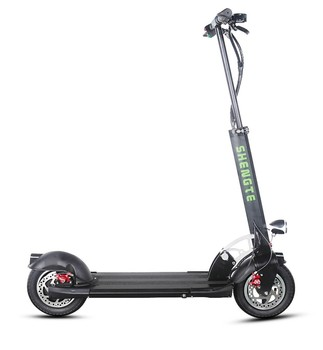 Ce Rohs Fold Electric Two Wheel Scooter For Europe Market