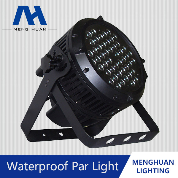Outdoor Rgbw Led Stage Lighting 3w 54pcs Led Waterproof Par Light ...