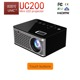 2018 Dowlab factory UNIC new hot smart led pocket mini projector UC200