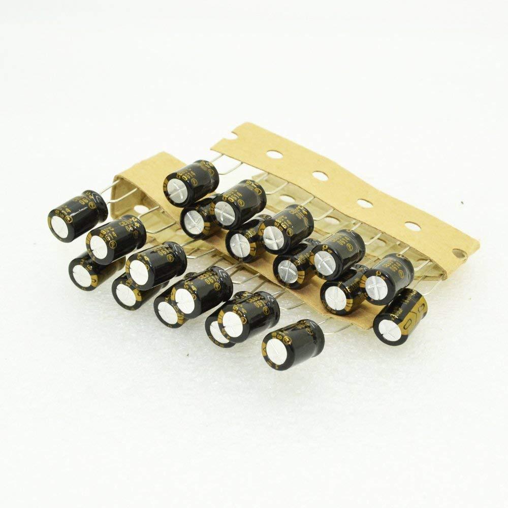 20pcs ELNA RA2 330uf/16V Audio Electrolytic Capacitors