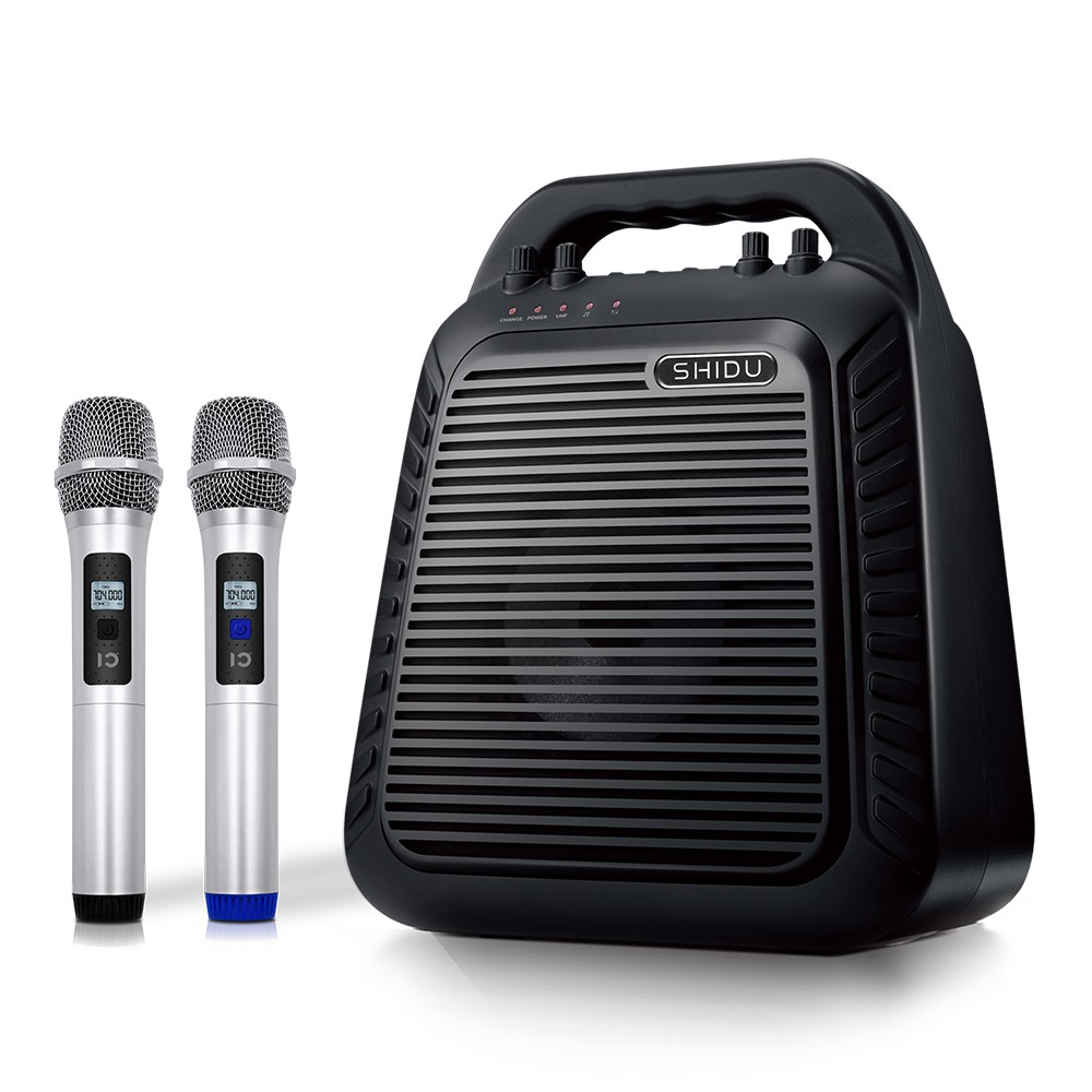 High-power 60w Wireless Guitar Amplifier With Mic Handheld ...