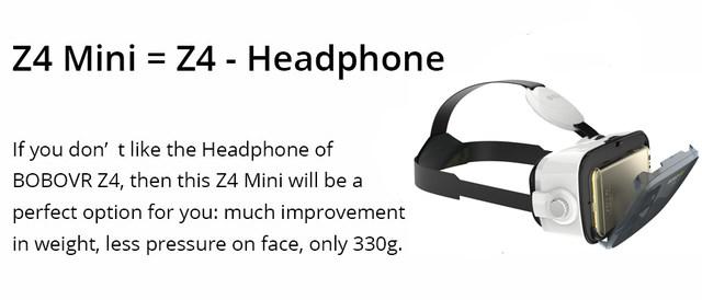 6a45a9ade3b Online Shop Bobovr Z4 mini box 2.0 3D vr glasses virtual reality ...