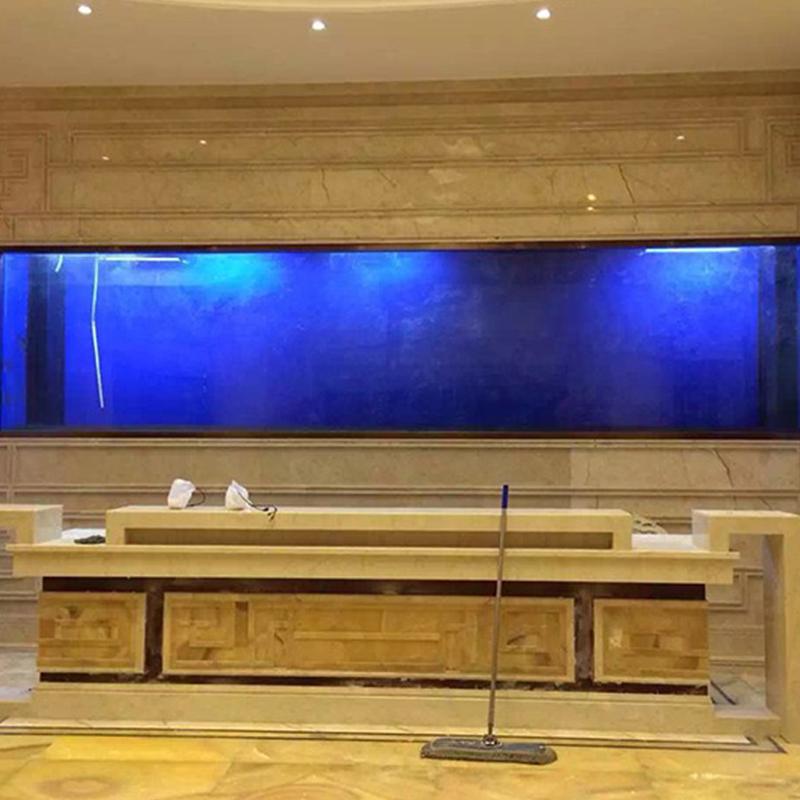 Factory supply new design acrylic aquarium acrylic fish tank for sale