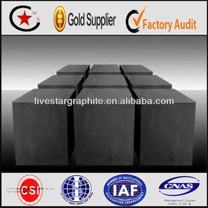 large size purity graphite block isostatically pressed graphite