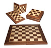 Custom Foldable Wooden Chess Game Set Wholesale