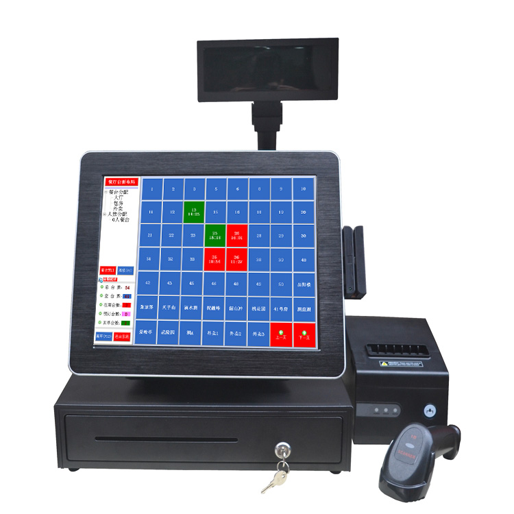 Pos Manufacturer 15 Inch Window Pos/touch All In Ones Pos ...