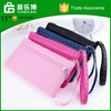 Yiwu Factory Women Wholesale Leather Clutch Bag
