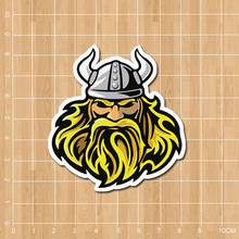 The Viking Logo Notebook/refrigerator/skateboard/trolley case/backpack/Tables/book sticker PVC sticker