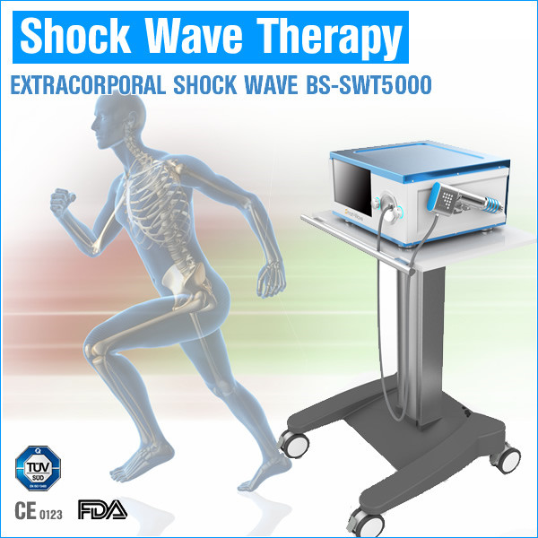 pneumatics blast wave ESWT Therapy for Hip Joint/Greater Trochanteric