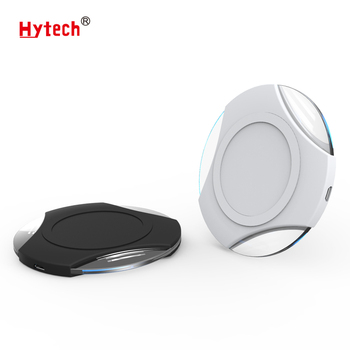 253dec1fb317df WCP-10 New arrival Crystal universal wireless charger qi induction charger  for iPhone 8/
