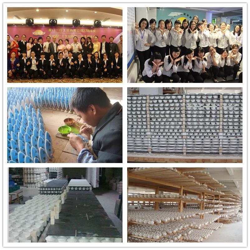 नई फैशन गर्म बेच माल प्रसिद्ध स्मार्ट चीनी मिट्टी बाली दर्पण चीनी मिट्टी मोज़ेक दर्पण